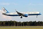 U.S. Air Force, 99-0015, Boeing C-32A (42370984320).jpg