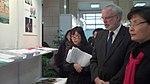 U.S. Ambassador David Shear visits the exhibition (6639827673).jpg