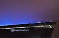 U.S. Bank Stadium Lighting - Minneapolis, Minnesota - Super Bowl 52 (SBLII) (39222299254).jpg