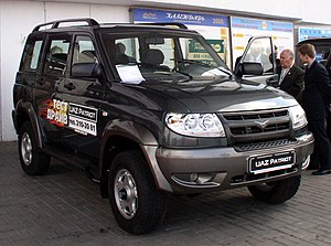 File:UAZ Patriot.jpg - Wikipedia, the free encyclopedia