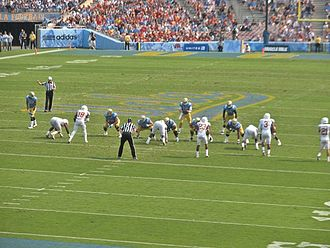2011 UCLA Bruins football team - The Longhorns visit the Bruins in the Rose Bowl