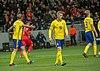 UEFA EURO qualifiers Sweden vs Romaina 20190323 Emil Krafth.jpg