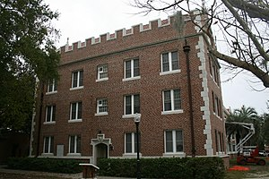 Thomas Hall (Gainesville, Florida) - Thomas Hall, University of Florida