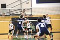UFV men's volleyball vs Cap Nov 7 2014 41 (15575061889).jpg