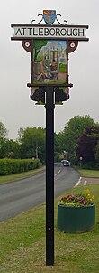 Attleborough - Wikipedia