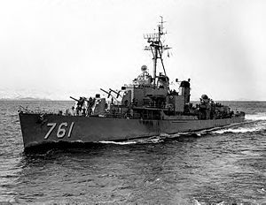 USS Buck (DD-761)
