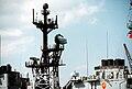USS Caron (DD-970) mainmast 1983.jpg