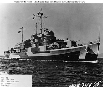 USS Castle Rock (AVP-35) - USS Castle Rock (AVP-35)