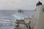USS Farragut, USS Theodore Roosevelt Carrier Strike Group COMPTUEX 150204-N-VC236-004.jpg