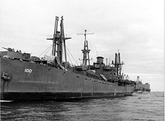 USS Lynx (AK-100) - Image: USS Lynx (AK 100)