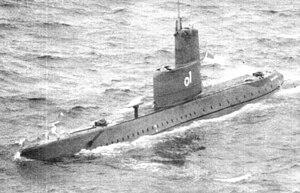USS Mackerel (SST-1) - Image: USS Mackerel (SST 1)