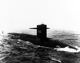 Image illustrative de l'article USS Thresher (SSN-593)