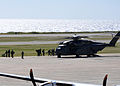 US Navy 100115-N-8241M-153 Sailors board an MH-53E Sea Dragon at the airfield at Naval Station Guantanamo Bay.jpg