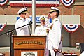 US Navy 110930-N-QY430-162 U.S. 2nd Fleet is disestablished during a ceremony in Norfolk.jpg