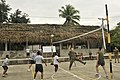 US Navy 111127-N-ZR315-087 U.S. Marines assigned to Special Purpose Marine Air Ground Task Force play volleyball with members of the Guatemalan spe.jpg