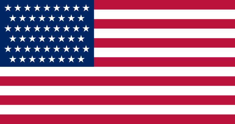 Archivo: US flag large 51 stars.png - Wikipedia, la enciclopedia libre
