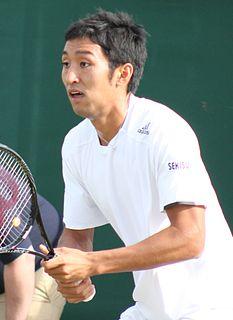 Yasutaka Uchiyama Japanese tennis player