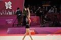 Ukraine Rhythmic gymnastics at the 2012 Summer Olympics (7916204812).jpg