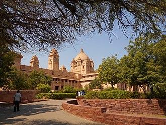 Umaid Bhawan Palace - Ummaid Bhawan Palace