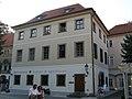 Ungelt (Staré Město), Praha 1, Týnská, Malá Štupartská, Týn, Staré Město - část souboru dům čp. 1049.JPG