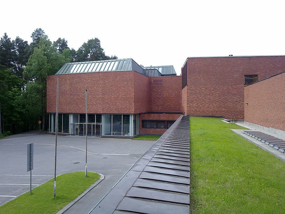 University of Jyväskylä main Building