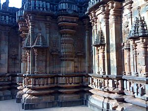 Chandramouleshwara Temple -  Chandramouleshwara temple at Unkal in Hubli-Dharwad