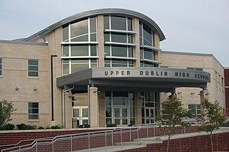 Upper Dublin High School - Image: Upper Dublin High School