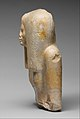 Upper Part of the Seated Statue of a Queen MET DP115768.jpg