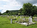 Upper churchyard, St. Lawrence's, Weston-under-Penyard - geograph.org.uk - 479484.jpg