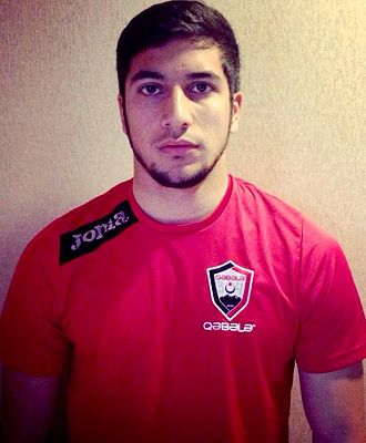 Gabala FK - Urfan Abbasov is Gabala's most capped player, scoring 3 goals in 205 for Gabala