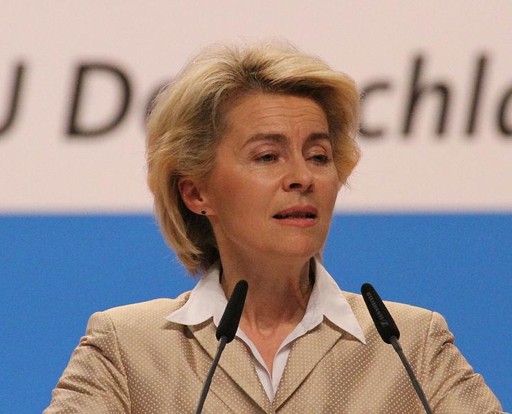 File:Ursula von der Leyen CDU Parteitag 2014 by Olaf Kosinsky-5.jpg