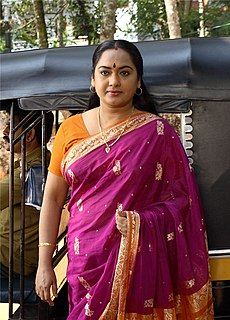 Usha (actress) Indian Malayalam filim actress (born 1972)