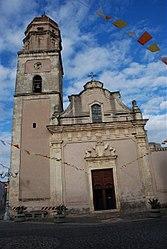 Cartina Sardegna Ussana.Ussana Wikipedia