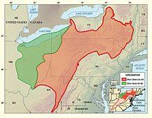 Utica Shale Wikipedia - Us shale oil map
