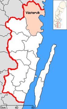 Västervik Municipality in Kalmar County.png