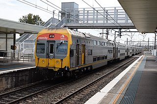 NSW TrainLink operator of passenger rail services in New South Wales (exclusive of the Sydney suburban network)