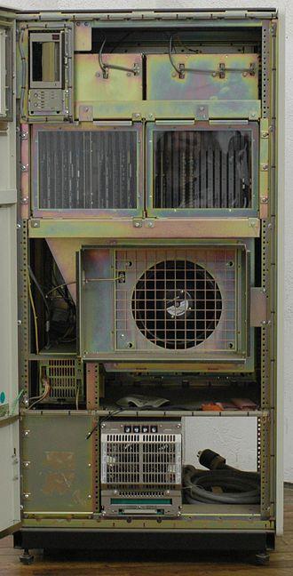 VAX 6000 - VAX 6220 internals