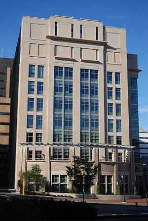 Virginia Commonwealth University - VCU Molecular Medicine Research Building (MMRB), MCV campus