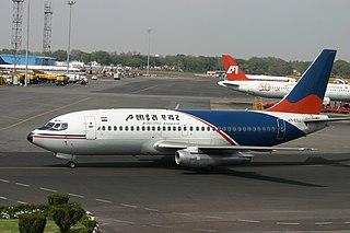 Alliance Air Flight 7412 Aviation accident