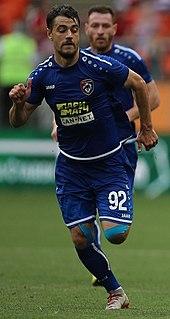Valeriu Ciupercă Moldovan footballer
