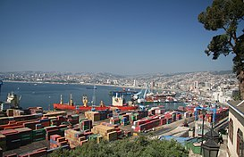 Valparaiso's Port and cityscape.jpg