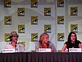 Vampire Diaries Panel at the 2011 Comic-Con International (5985834680).jpg