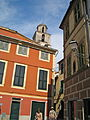 Varese Ligure-scorcio centro storico-torre civica.jpg