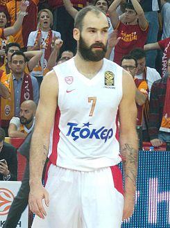 Vasileios Spanoulis - Wikipedia, la enciclopedia libre
