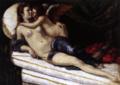 Venere e Cupido - A. Gentileschi.png