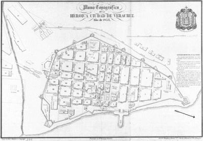 Vercruz in 1854