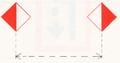 Verkeerstekens Binnenvaartpolitiereglement - A.10 (65438).png