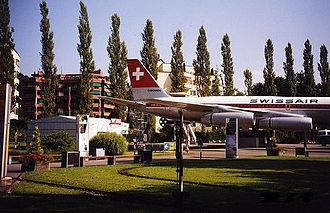 Swiss Museum of Transport - Image: Verkehrshaus 1