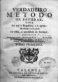 Verney verdadeiro metodo 1746.png