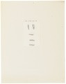 Vespertilio spec. - tanden - 1700-1880 - Print - Iconographia Zoologica - Special Collections University of Amsterdam - UBA01 IZ20800161.tif